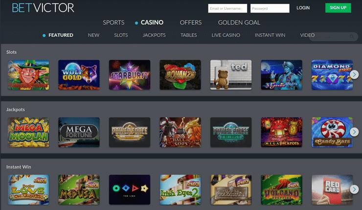 Www Betvictor Com Casino